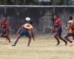 斐济失业青年橄榄球队 为走出小岛而拼搏