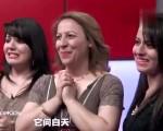 叙利亚女孩《好声音》演唱反战歌曲 全场落泪